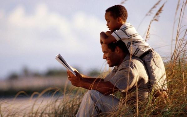 Hubungan dengan Ayah menentukan tingkat sukses Anak di masa depan