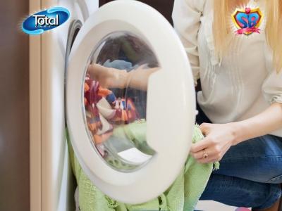 Cara tepat mencuci dengan mesin cuci