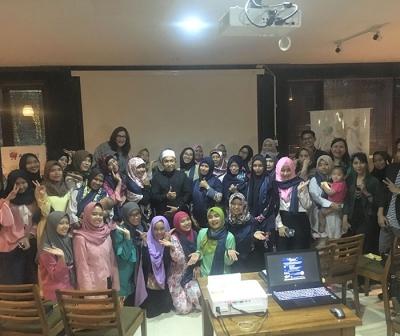 Serunya Acara Ngabuburit Cantik Bersama Hijaber United Jakarta dan Total Almeera